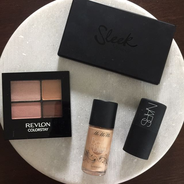 Makeup SALE!!! Feat. Sleek, NARS, Revlon