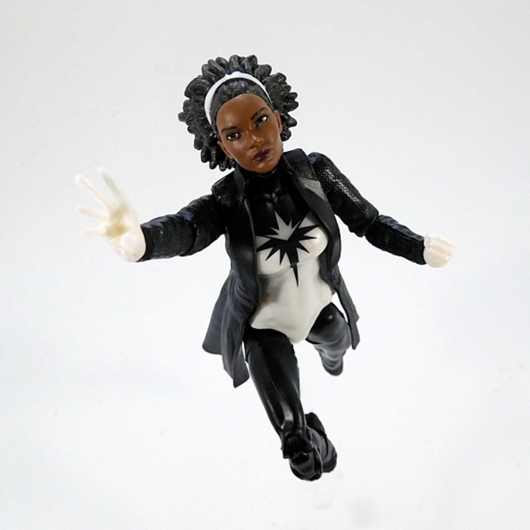 """Marvel Legends 6/"""" Inch A-Force 6-Pack Monica Rambeau Loose Complete"""