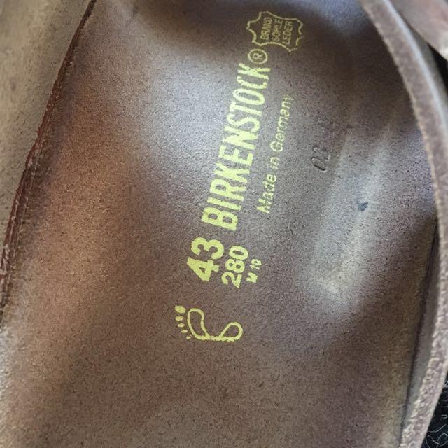 Men's Birkenstock Sandals