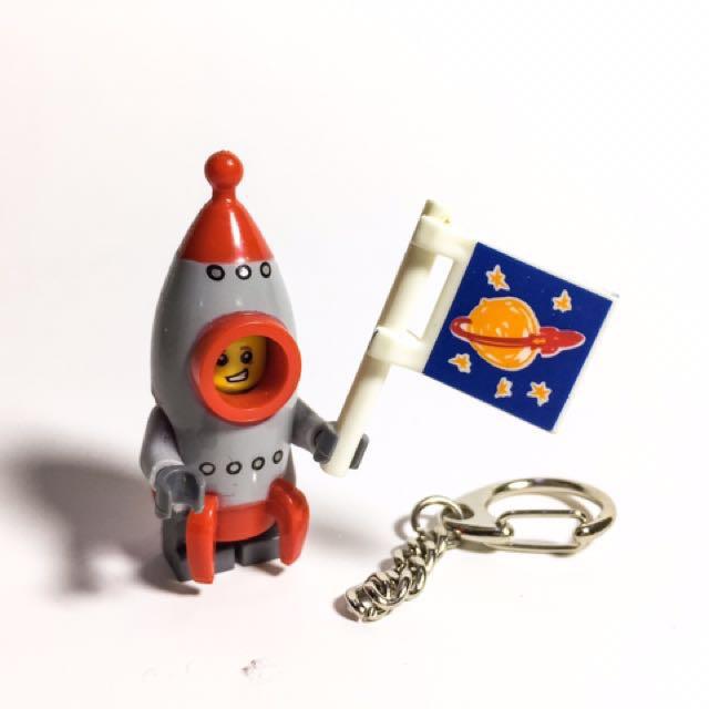 Minifigchain Rocketboy