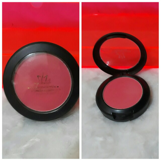 Miniso Blush Peach Red Shade