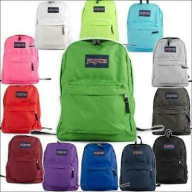 💞Missy's JANSPORT Backpack Bag PRE- ORDER