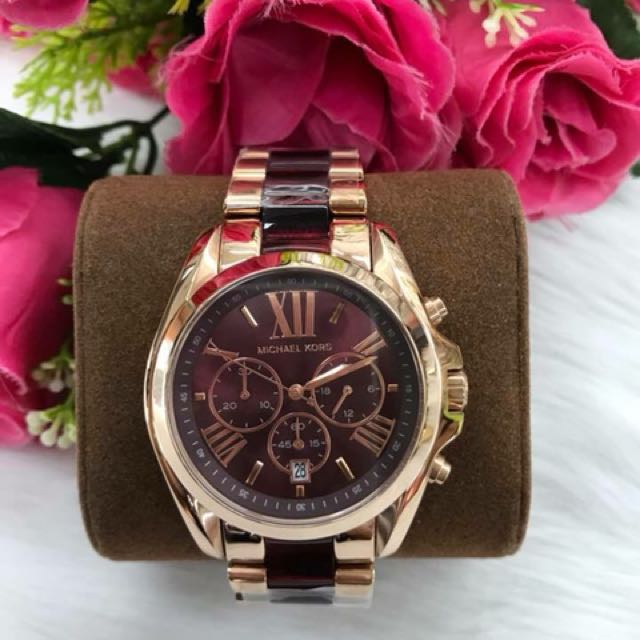 Mk Watch Authentic