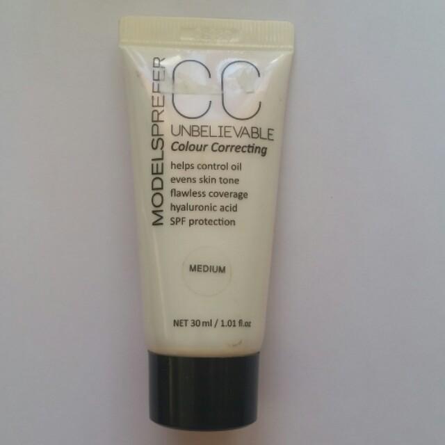 MODELS PREFER CC Cream