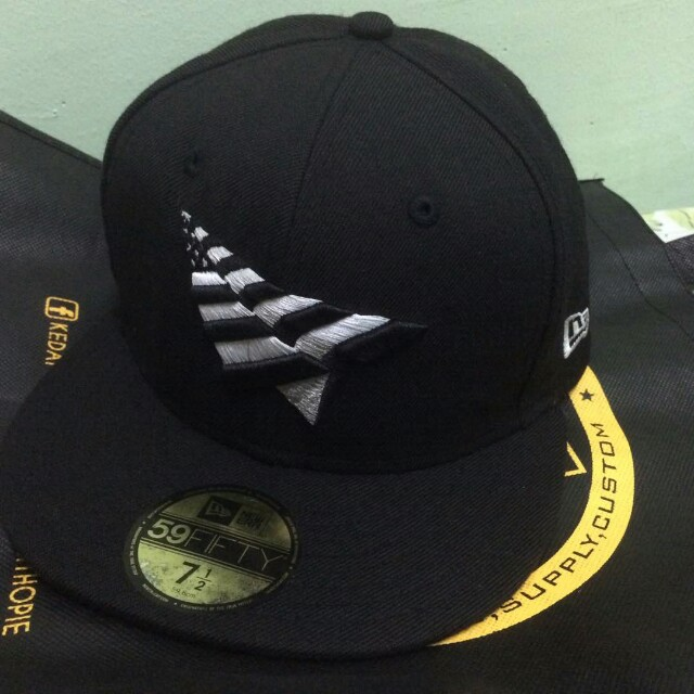 New Era X Rocnation Paperplane 59Fifty 7ff4ff36d99