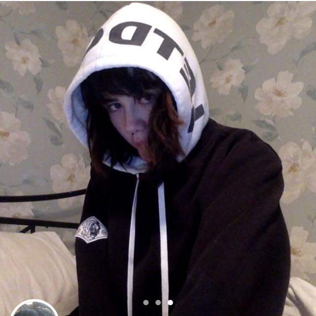NothingNowhere hoodie