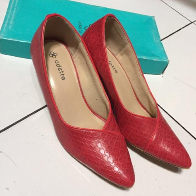Odette Heels