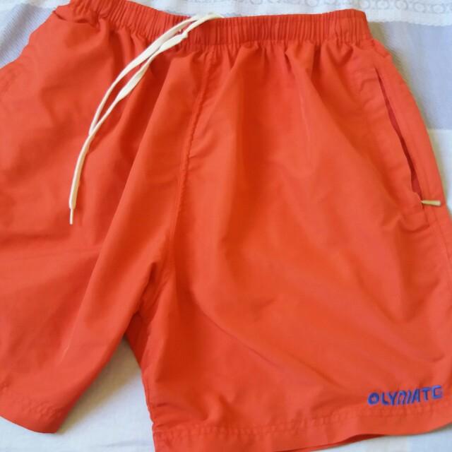 Olymate奧林匹克海灘泳池救生褲