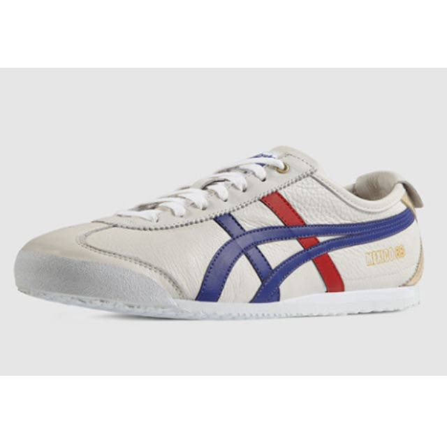 first rate 35e6b bf74b Onitsuka Tiger: Gold Foil Mexico 66, Men's Fashion, Footwear ...
