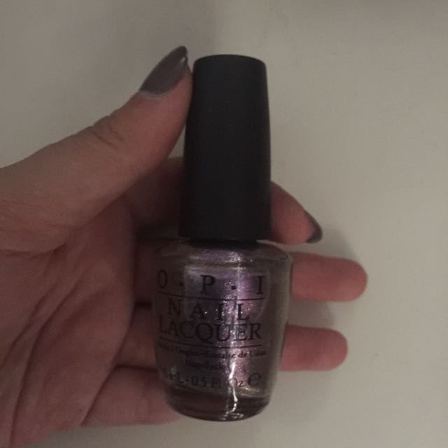 OPI Nail Lacquer - next stop the bikini zone