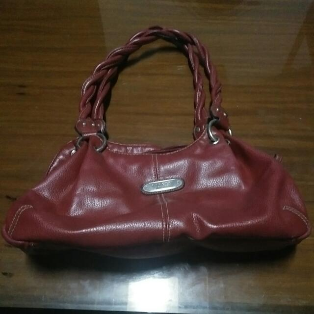 original rosetti red bag