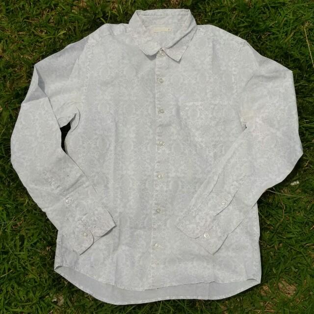 Pattetn shirt