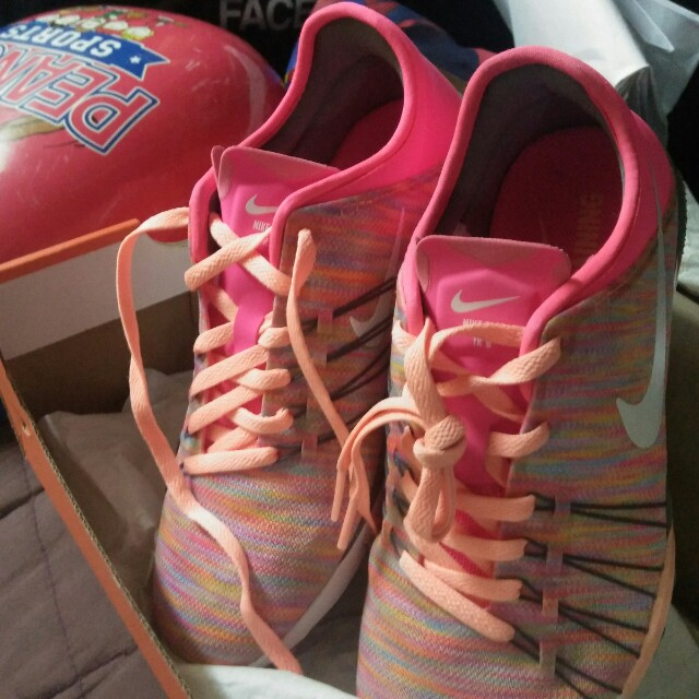 Racer Pink Nike Training Shoes