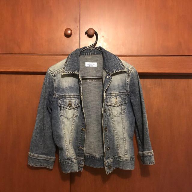 Portland Denim Jacket