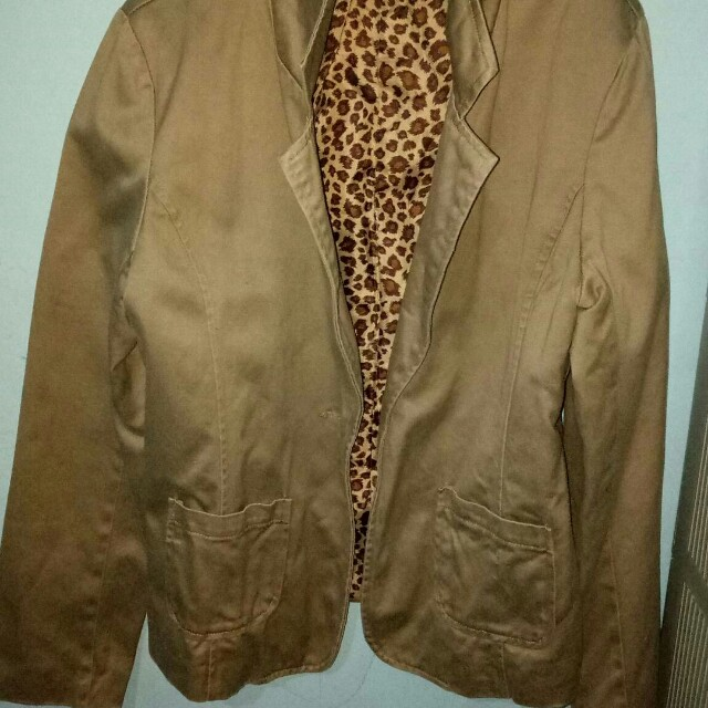 Preloved Blazer Jacket