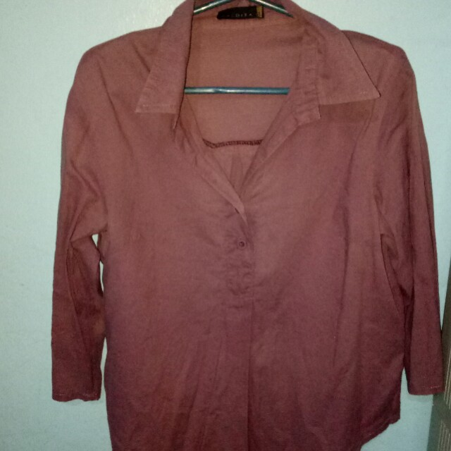 Preloved Maldita Blouse