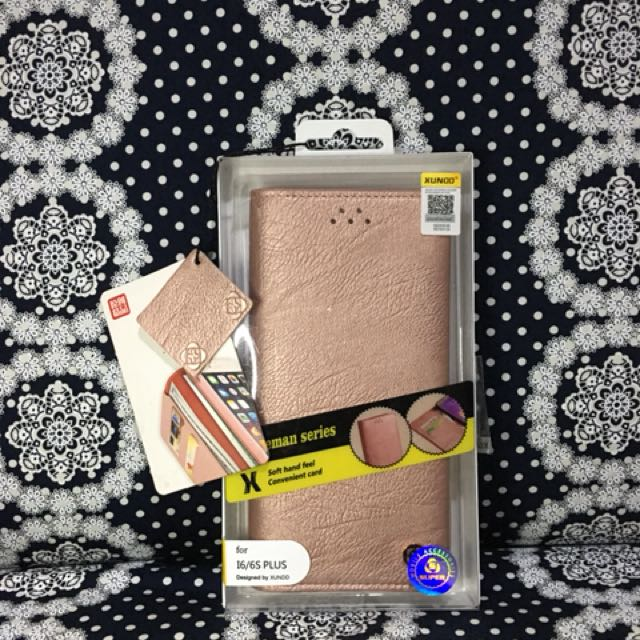 PRE-LOVED XUNDD Iphone6 Plus Case Wallet