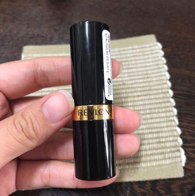 (郵寄含運)Revlon 445 唇膏