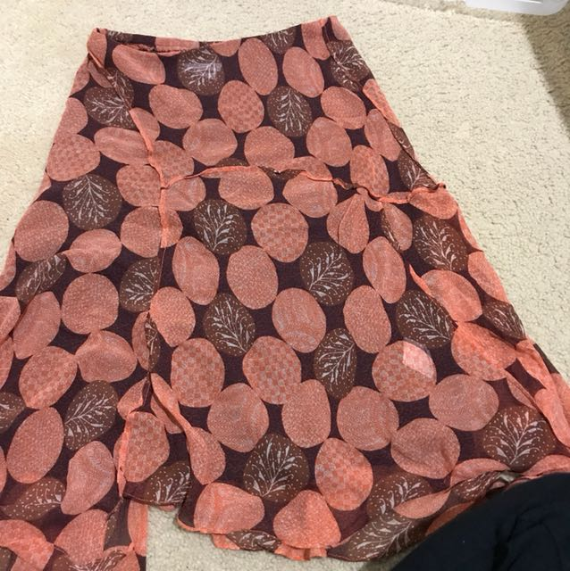 Saba's Skirt