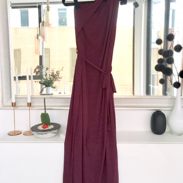 Sheike Asymmetrical Dress