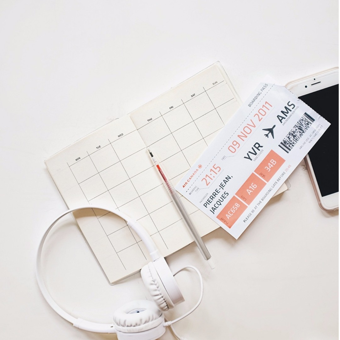 Simple Basic Pocket Organizer A6 Agenda Planner Notebook Free Ongkir Jabodetabek