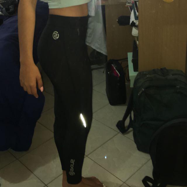 Skins - black tights