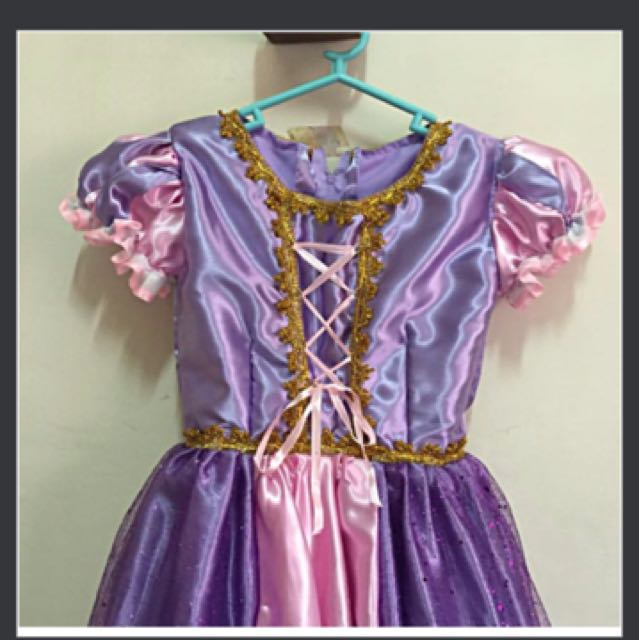 sofia the first Gown for 1st birthday