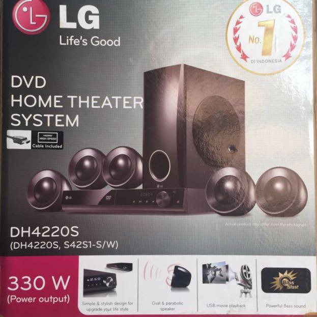 Speaker LG Home Theater System