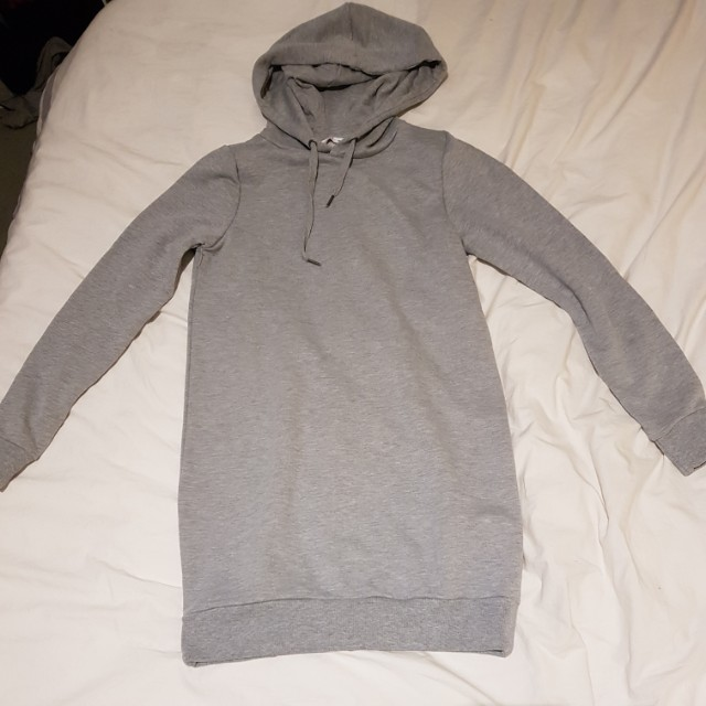 supre hoodie dress size xs