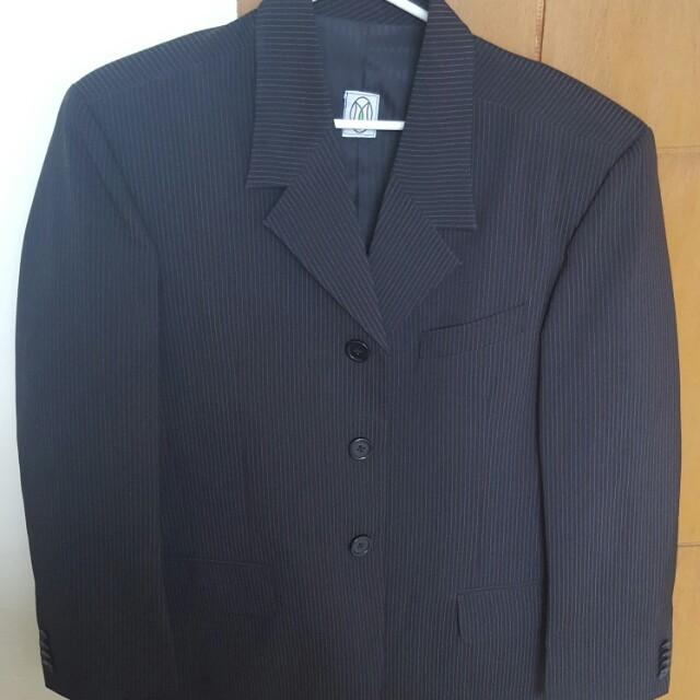Tailor made blazer