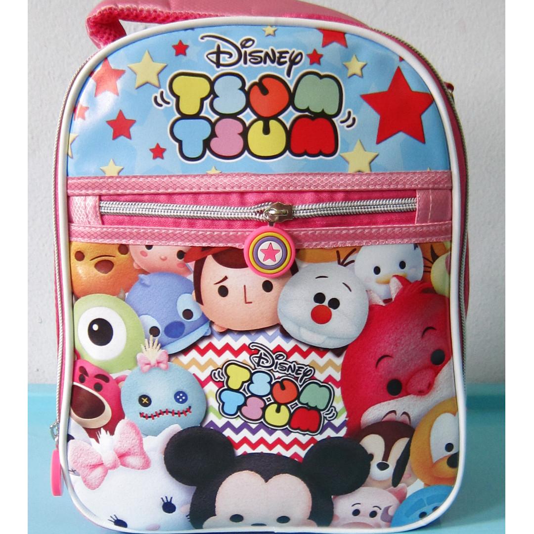 Tas Sekolah Anak Ransel Backpack PG / PAUD TSUM TSUM
