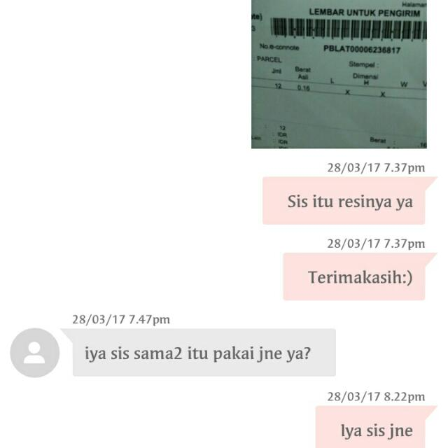 Testi. Kita Trusted Ya Say😀