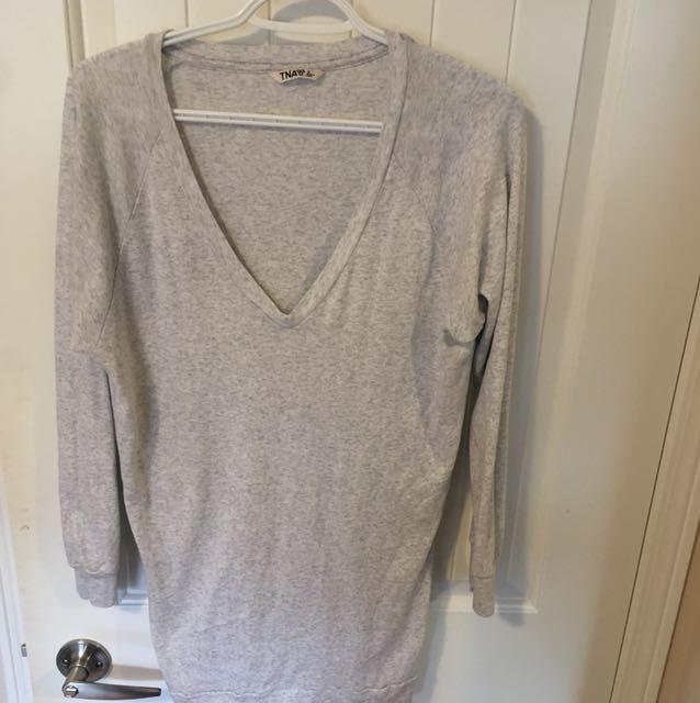 TNA Long sleeved shirt (S)