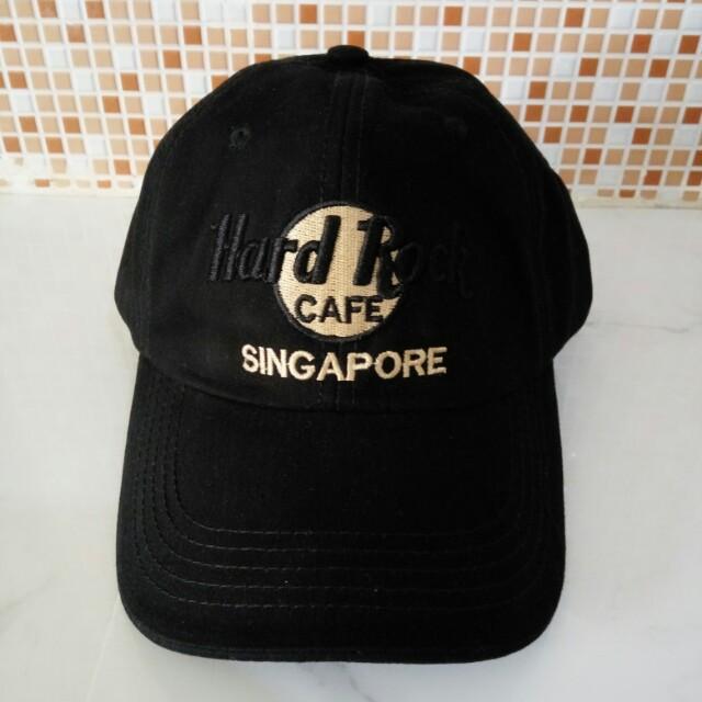 Topi Hard Rock Cafe SINGAPORE
