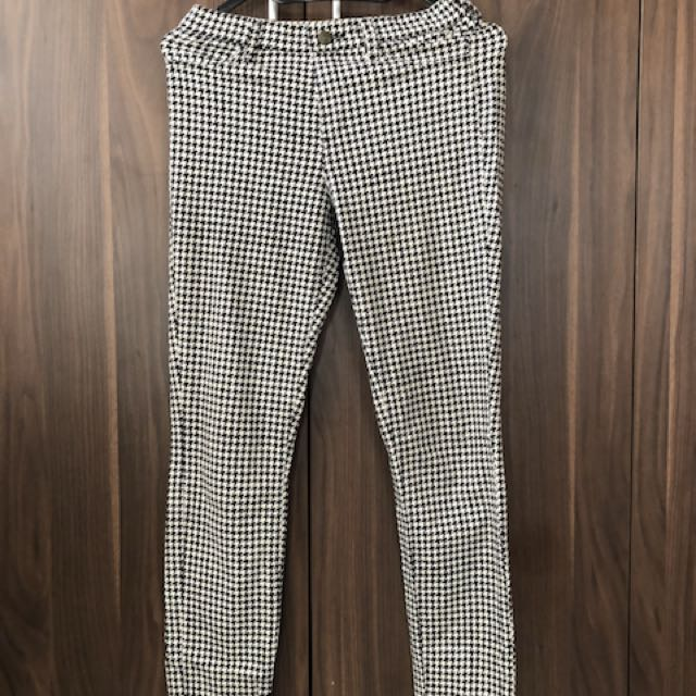 Uniqlo houdstooth jegging