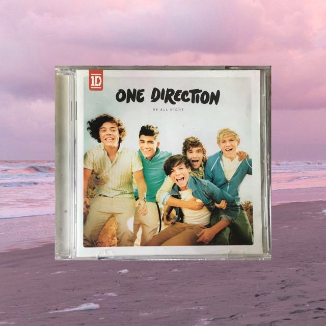 Up All Night (REPRICED)