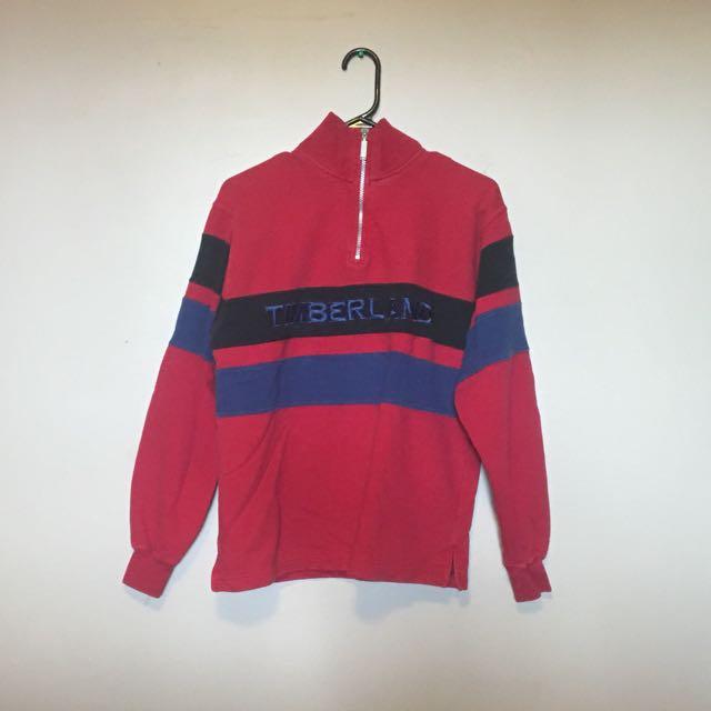 Vintage timberland sweater