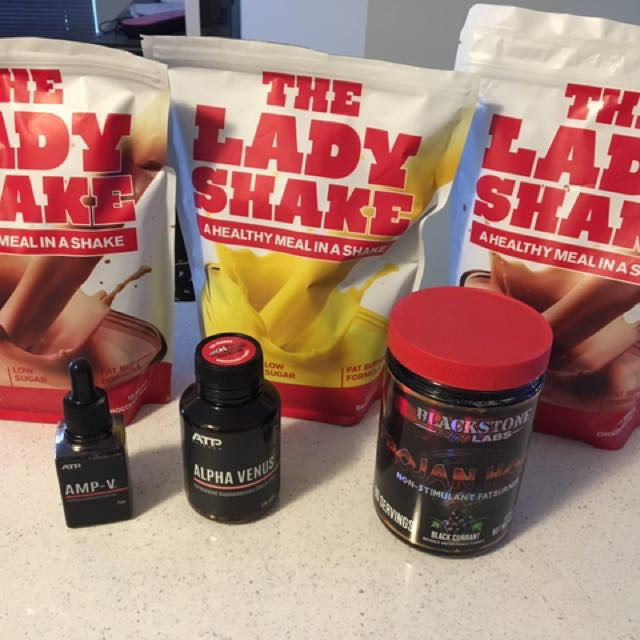 Weight loss supplements and diet shakes