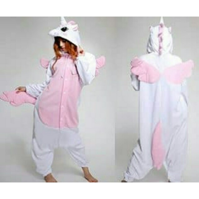 White Unicorn Onesies