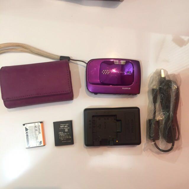 富士相機Z30-紫(已售出