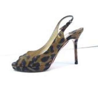 Jimmy Choo Animal Print Heels