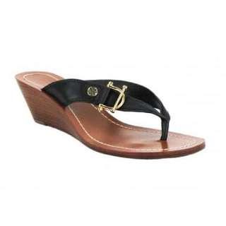 Tory burch sandal wedge