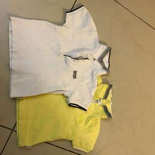 Hugo Boss Baby Polo