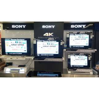 "sony 43"" inch uhd 4k SMART led tv  Model: kd43x7007e"