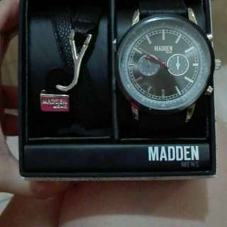 Brand New Steve Madden Leather Watch