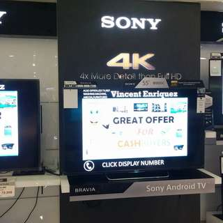 "sony 49"" inch uhd 4k SMART led tv Model: kd49x7007e"