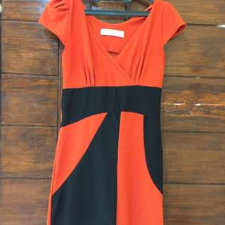 (REPRICE) Jrep Dress