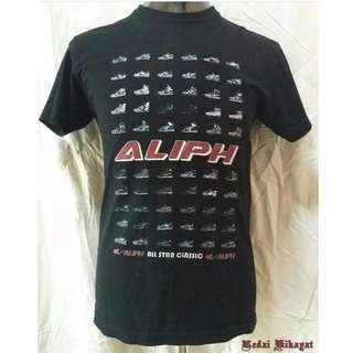 T - Shirt Tribute to ALIPH Shoe - EDISI : Hikayat Penyelam