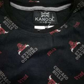 Authentic Branded Overrun Kangol Mens tshirt