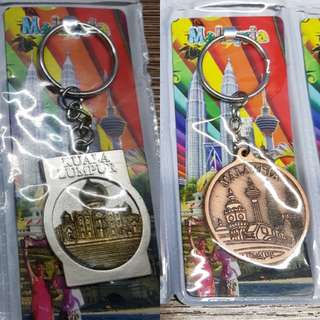 [Brand New] Keychain Collectibles / Souvenirs (Malaysia) Multicolored